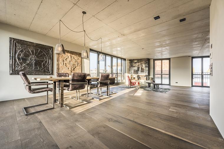 neubau attika wohnung raumpunkt gmbh. Black Bedroom Furniture Sets. Home Design Ideas